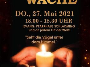 81. Mahnwache