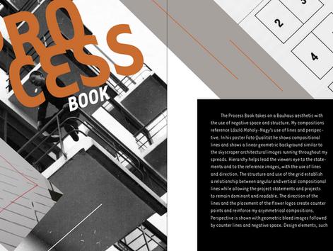 Logo Process Book