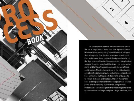 Logo Process Book