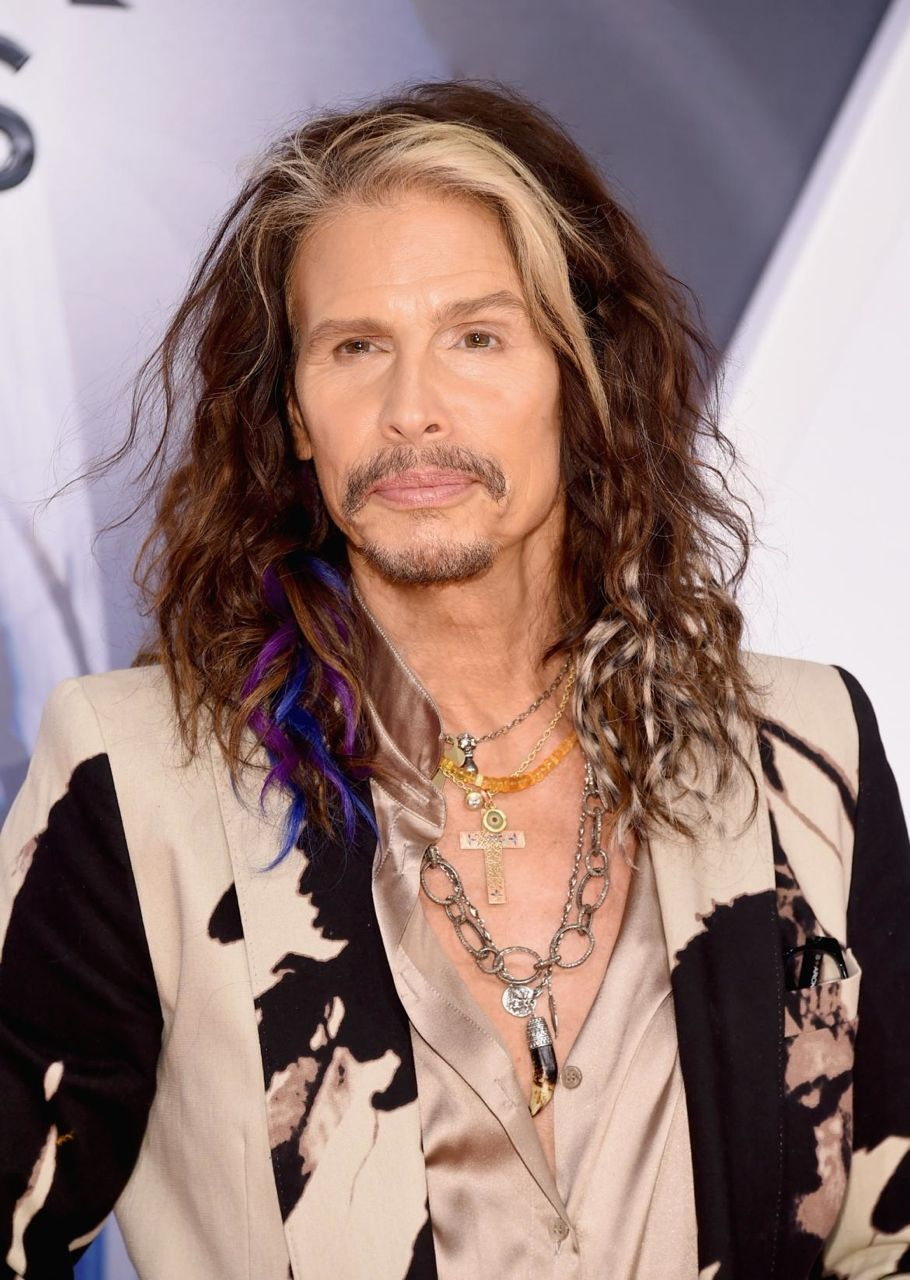 Steven Tyler CMA 2015 Getty Images