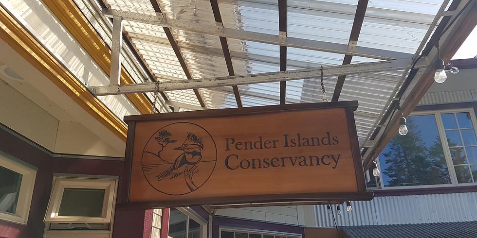 Pender Conservancy AGM
