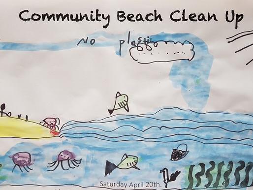 Pender Island 2019 Annual Earth Day Beach Clean-up