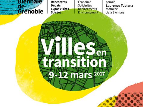 ZWG à la Biennale des Villes en Transition - 11 mars