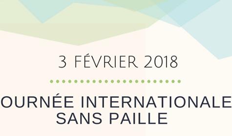 ZW Grenoble mobilisé pour la Journée Internationale sans Paille - 3 février 2018!