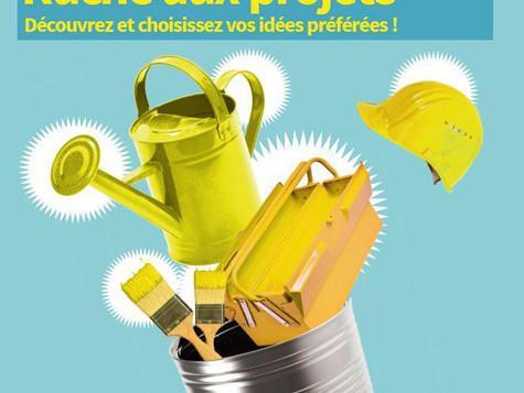 Votez pour les projets que vous rêvez de voir naître à Grenoble!