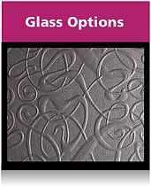 glass options button