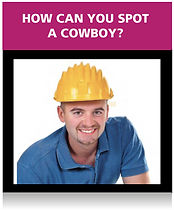 How Can You Spot a Cowboy button