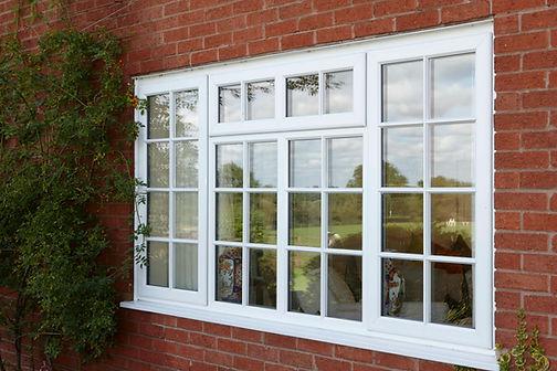 uPVC window standard casement cottage st