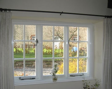 Secondary Glazing for a cottage style window