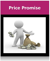 price promise button