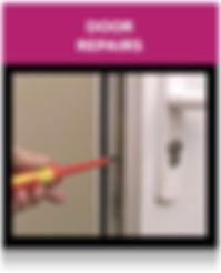 door repairs button