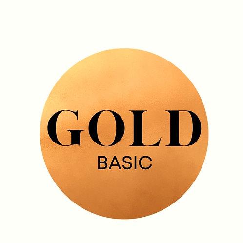 Gold Basic 6 Months