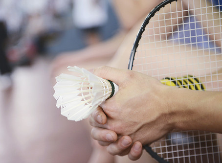 Badminton supported by Community Sport Sector Short-term Survival Package in Victoria