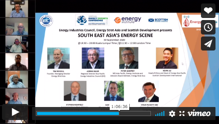 Energy Exports Conference - ASEAN