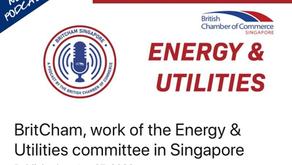 Podcast: BritCham Energy & Utilities in Singapore