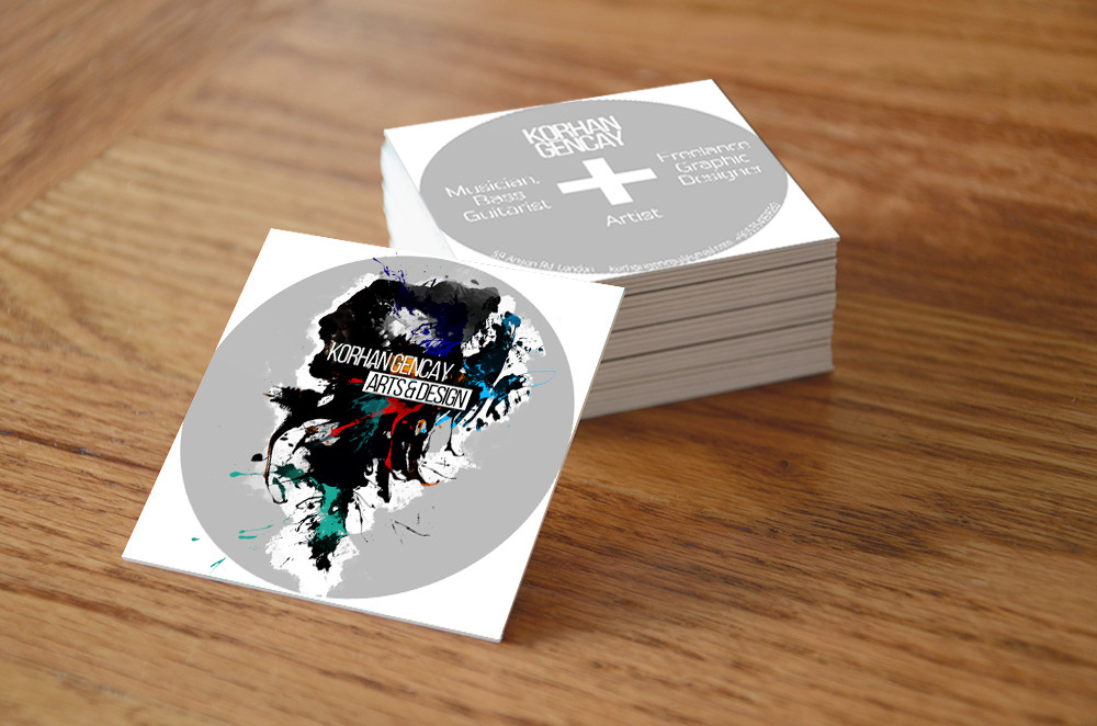 Business card designs, mock ups & pro powerpoint presentations