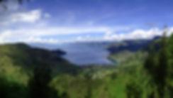 山地景觀由海