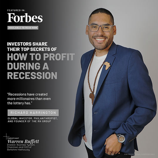 Richard Harrington (Forbes As Feature In