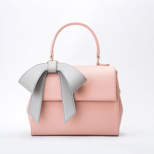 Cottontail - Light Pink Vegan Leather Bag