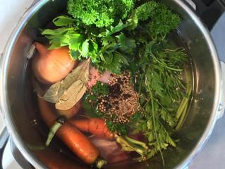 Apie sriubą, rudenį ir NSO
