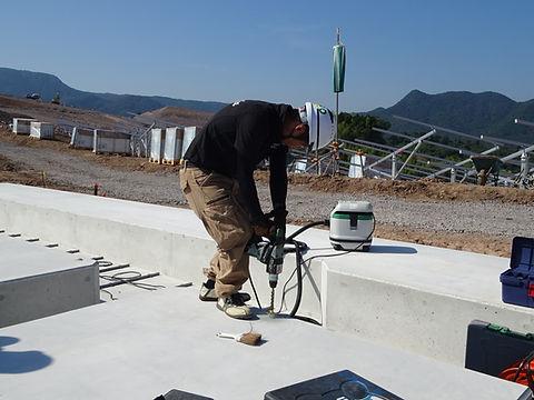 宮崎県| 株式会社 熊坂重量機工|あと施工アンカー工事