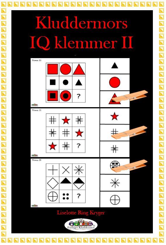 IQ klemmer II forsiden