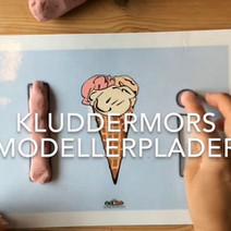 Kluddermors Modellerplader I