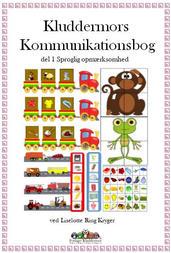 Kluddermors Kommunikationsbog forsiden.J