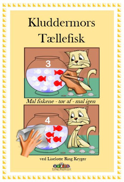 Kluddermors Tællefisk forsiden