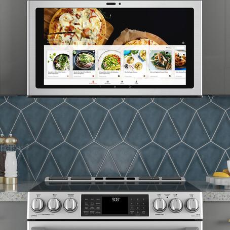 GE'S Kitchen Hub: Game Changer