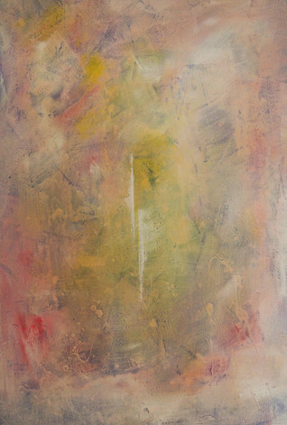 Renaiscence savages, 2018 acrylic on canvas 71 x 50 cm