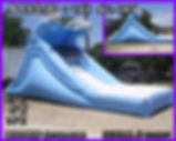 Party Rentals | Austin TX | Temple Tx    Md Dolphins Water Slide