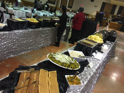 Buffet Ln For Wedding Catering