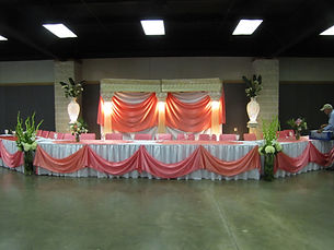 Rentals | Austin TX | Temple Tx  Bollrooms Decorations