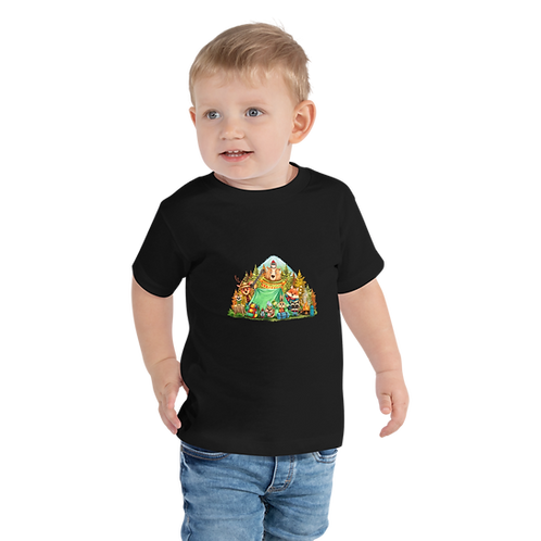 Campground Toddler Tee