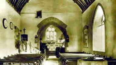 St James pyle