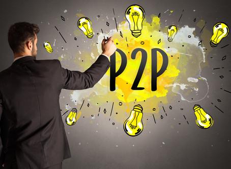 Peer-to-peer network problem in copyright law