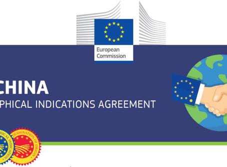 Koniec negocjacji między UE a Chinami w sprawie ochrony oznaczeń geograficznych