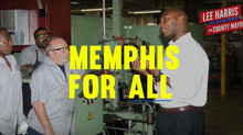 Memphis For All endorses Lee Harris for Shelby County Mayor