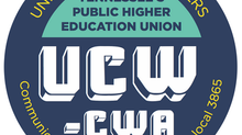 Tennessee's Higher Education Union, UCW-CWA, Endorses Lee Harris for Shelby County Mayor