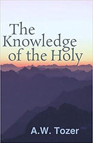The Knowledge of the Holy - A.W. Tozer.j