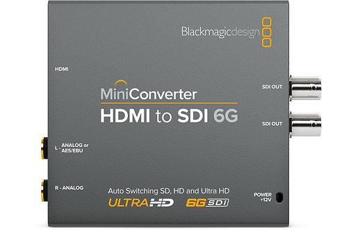Blackmagic Mini Converter HDMI to SDI