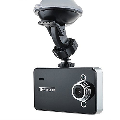 Black box car camera dvr