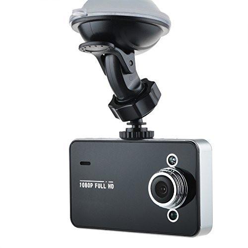 Black Box 1080p Car DVR Araç kamerası