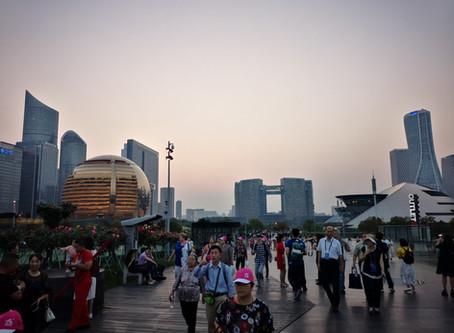 Karakter Milenial Tiongkok Berpariwisata