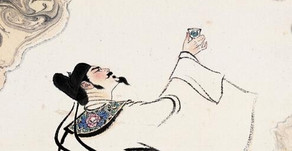 Puisi Li Bai: 將進酒 (Mari Bersulang)