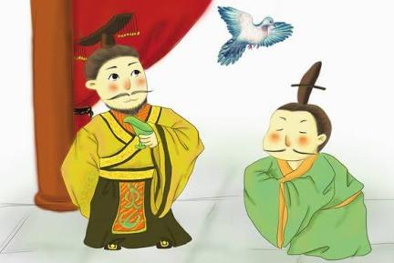 Idiom Mandarin: 一鸣惊人 (yī míng jīng rén)