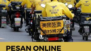 Pesan Antar Online Memulihkan Sektor Katering