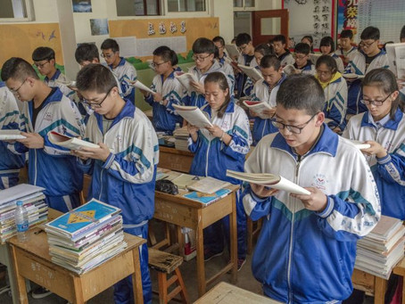 Tiongkok dan Peringkat 1 PISA