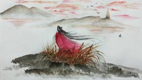 Puisi Li Bai: 秋風詞 (Syair Musim Gugur)
